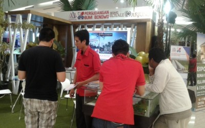 Expo di Ciputra World Surabaya