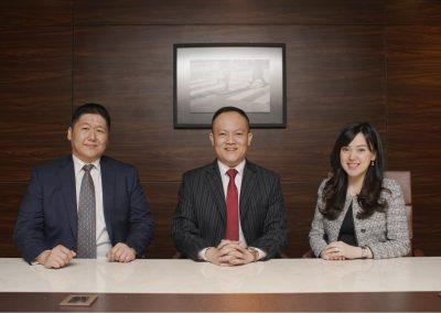 Foto bersama Direksi dan Dewan Komisaris 3