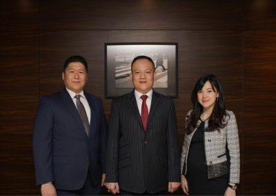 Foto bersama Direksi dan Dewan Komisaris 5