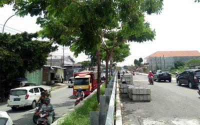 Proyek Box Culvert Tandes-Benowo Rampung